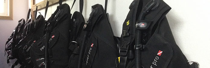 Mares Rover Pro Weight Integrated BCD